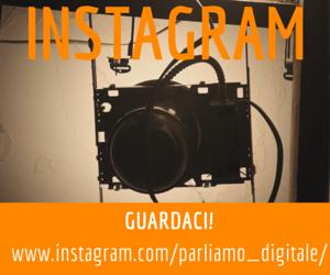 Parliamo Digitale – Profilo Instagram – Community online su Comunicazione, Tecnologia, Creatività e Advertising